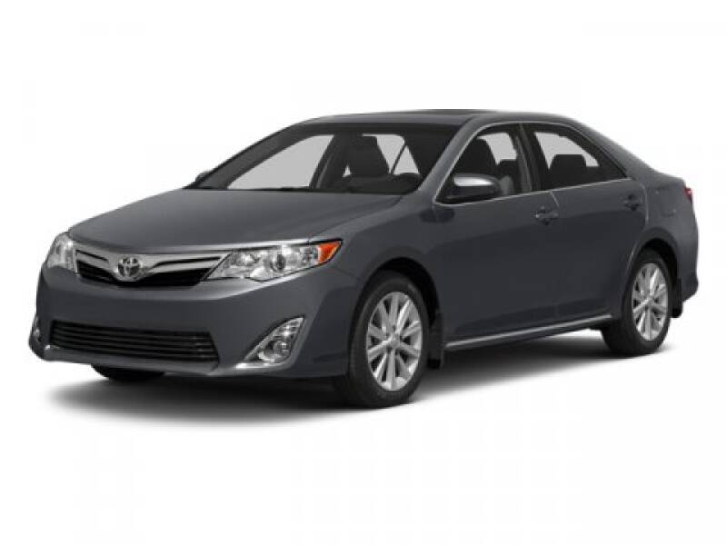 2014 Toyota Camry for sale at HILAND TOYOTA in Moline IL