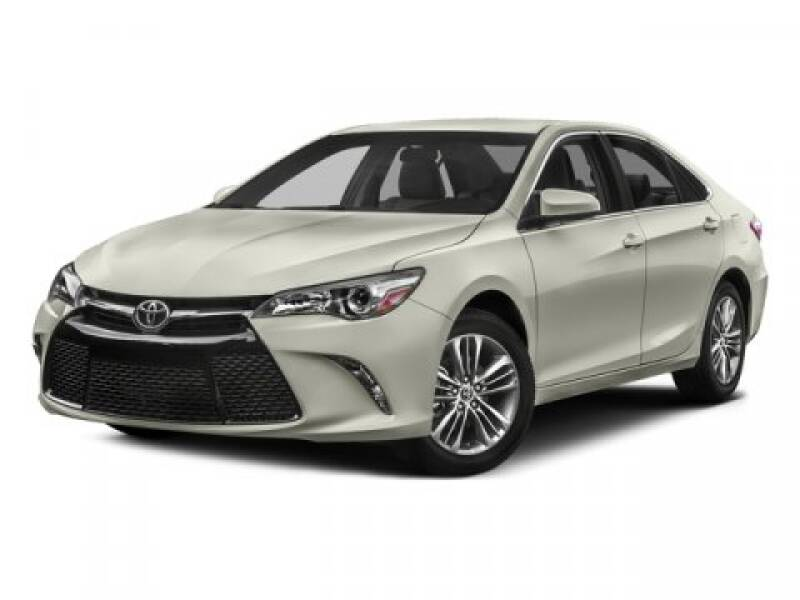 2016 Toyota Camry for sale at HILAND TOYOTA in Moline IL