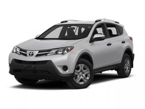 2013 Toyota RAV4 for sale at HILAND TOYOTA in Moline IL