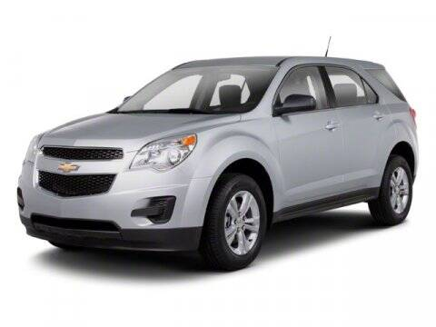 2012 Chevrolet Equinox for sale at HILAND TOYOTA in Moline IL