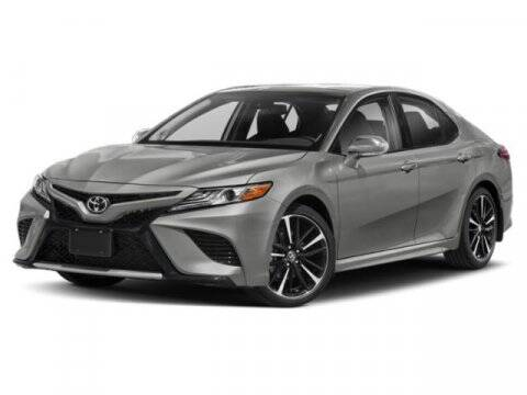 2019 Toyota Camry for sale at HILAND TOYOTA in Moline IL
