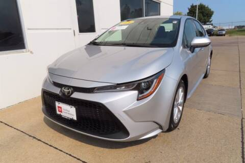2020 Toyota Corolla for sale at HILAND TOYOTA in Moline IL