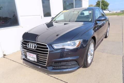 2018 Audi A6 for sale at HILAND TOYOTA in Moline IL