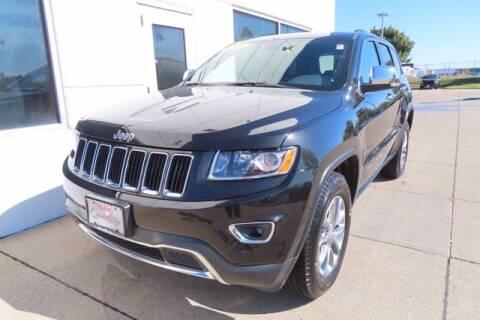 2016 Jeep Grand Cherokee for sale at HILAND TOYOTA in Moline IL