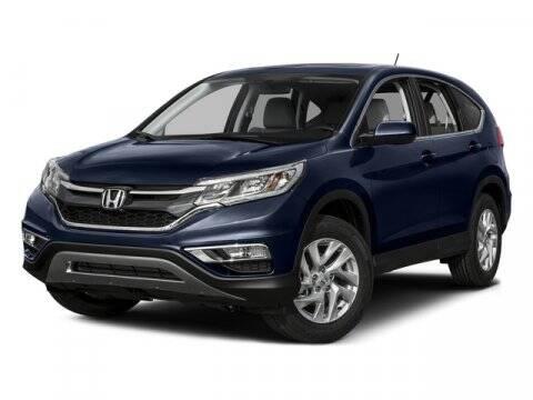 2015 Honda CR-V for sale at HILAND TOYOTA in Moline IL