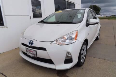 2013 Toyota Prius c for sale at HILAND TOYOTA in Moline IL