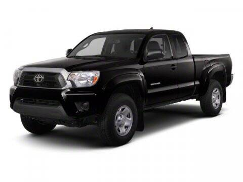 2012 Toyota Tacoma for sale at HILAND TOYOTA in Moline IL