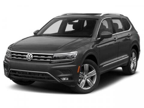 2018 Volkswagen Tiguan for sale at HILAND TOYOTA in Moline IL