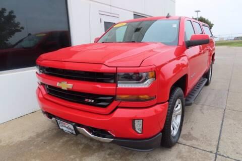 2016 Chevrolet Silverado 1500 for sale at HILAND TOYOTA in Moline IL