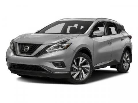 2016 Nissan Murano for sale at HILAND TOYOTA in Moline IL