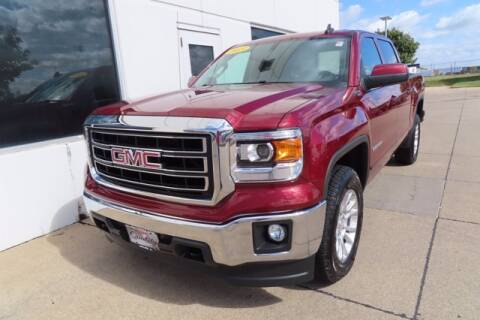 2015 GMC Sierra 1500 for sale at HILAND TOYOTA in Moline IL