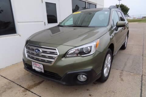 2016 Subaru Outback for sale at HILAND TOYOTA in Moline IL
