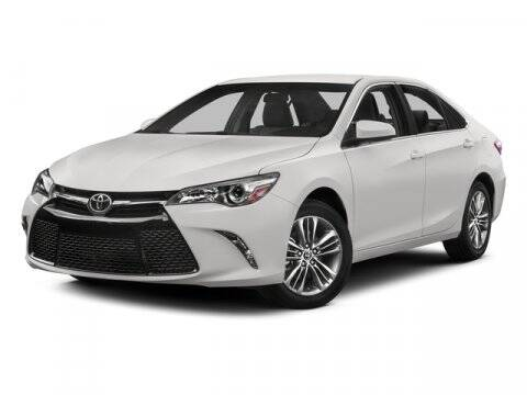 2015 Toyota Camry for sale at HILAND TOYOTA in Moline IL