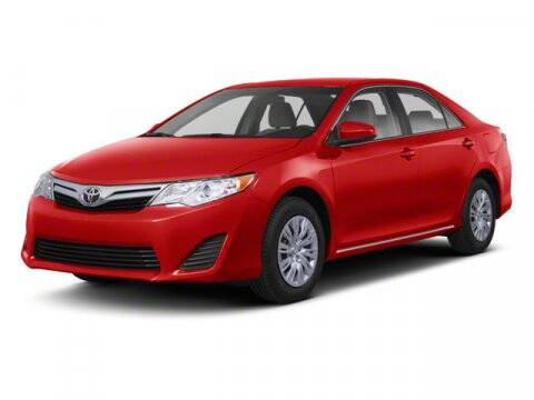 2012 Toyota Camry for sale at HILAND TOYOTA in Moline IL