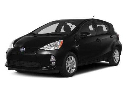 2014 Toyota Prius c for sale at HILAND TOYOTA in Moline IL