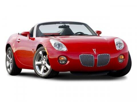 2008 Pontiac Solstice for sale at HILAND TOYOTA in Moline IL
