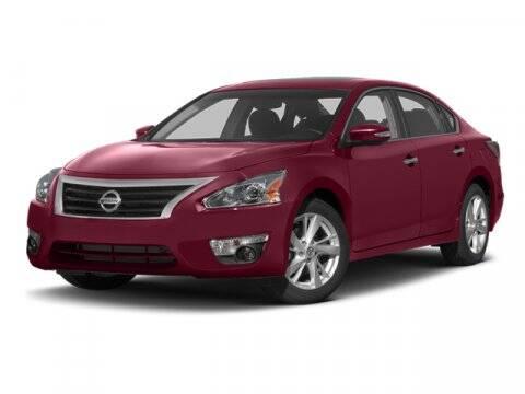 2013 Nissan Altima for sale at HILAND TOYOTA in Moline IL