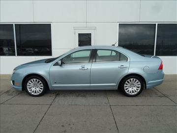 2010 Ford Fusion Hybrid for sale in Moline, IL