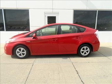 2013 Toyota Prius for sale in Moline, IL