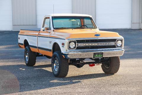 1970 Chevrolet C/K 10 Series for sale in Ocala, FL