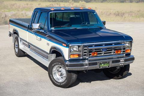 1986 Ford F-250 for sale in Ocala, FL