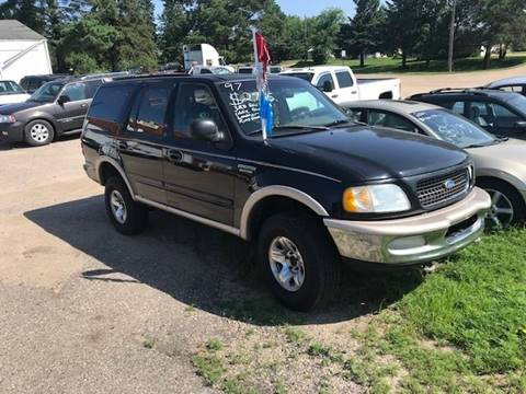 1997 Ford Expedition for sale in Wadena, MN