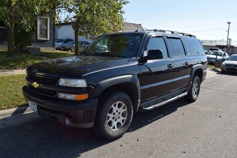 2003 Chevrolet Suburban for sale at Four Boys Motorsports in Wadena MN