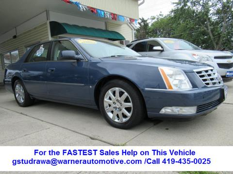 2009 Cadillac DTS for sale in Findlay, OH