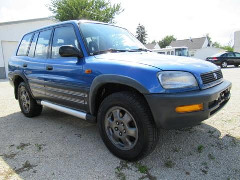 1997 Toyota RAV4 for sale in Findlay, OH