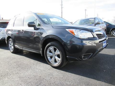 2016 Subaru Forester for sale in Findlay, OH