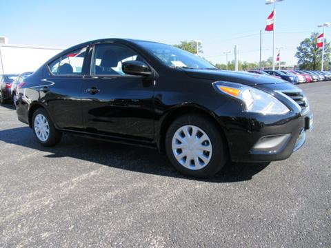 2018 Nissan Versa for sale in Findlay, OH