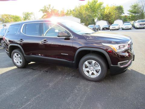 2018 GMC Acadia for sale in Findlay, OH