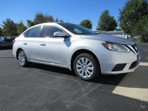 2017 Nissan Sentra for sale in Findlay, OH