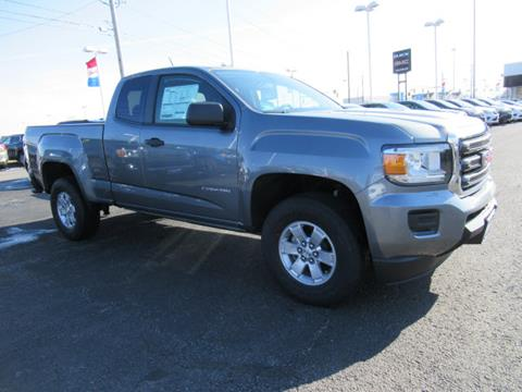 2018 GMC Canyon for sale in Findlay, OH