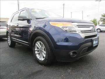 2011 Ford Explorer for sale in Findlay, OH
