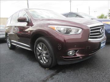 2013 Infiniti JX35 for sale in Findlay, OH