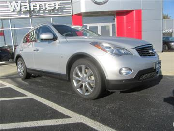 2014 Infiniti QX50 for sale in Findlay, OH