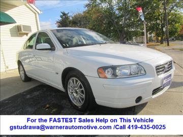 2005 Volvo S60 for sale in Findlay, OH