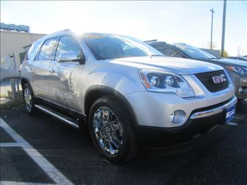 2010 GMC Acadia for sale in Findlay, OH