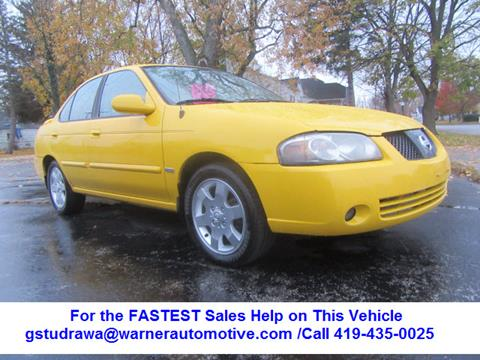 2006 Nissan Sentra for sale in Findlay, OH