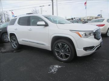 2017 GMC Acadia for sale in Findlay, OH