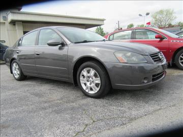 2006 Nissan Altima for sale in Findlay, OH
