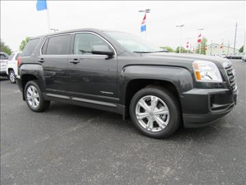 2017 GMC Terrain for sale in Findlay, OH