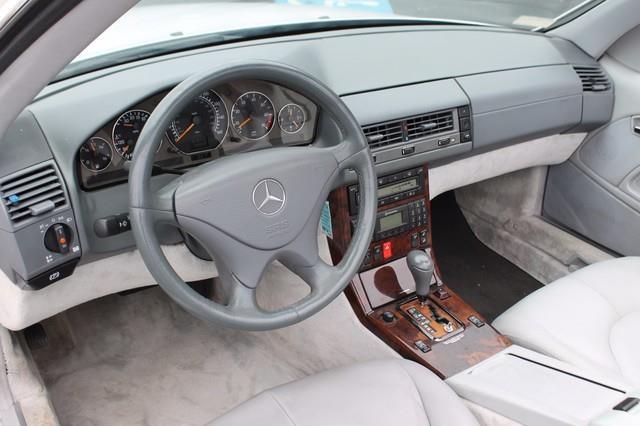 1999 Mercedes-Benz SL-Class SL500 2dr Convertible - Chesnee SC