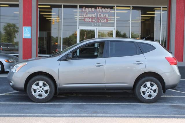2008 Nissan Rogue S Crossover 4dr - Chesnee SC