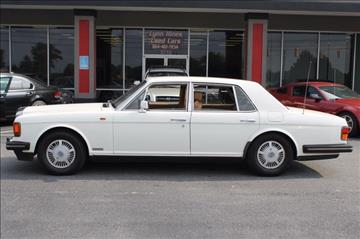 1989 Bentley Mulsanne for sale in Chesnee, SC