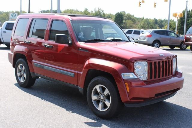 2008 Jeep Liberty 4x2 Sport 4dr SUV - Chesnee SC