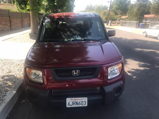 2006 Honda Element AWD EX-P 4dr SUV 4A - Upland CA