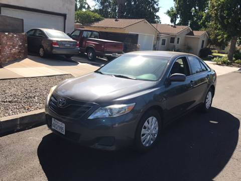 2011 Toyota Camry for sale in Upland CA