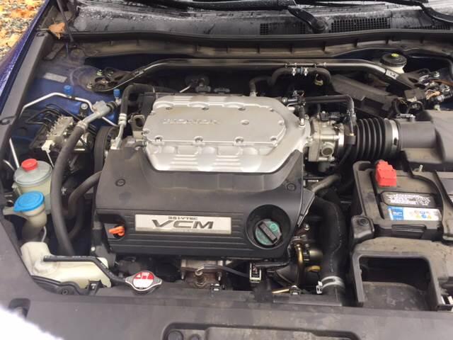 2009 Honda Accord EX-L V6 2dr Coupe 5A - Upland CA